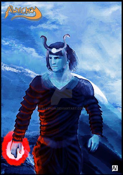 Loki concept art by alvenon