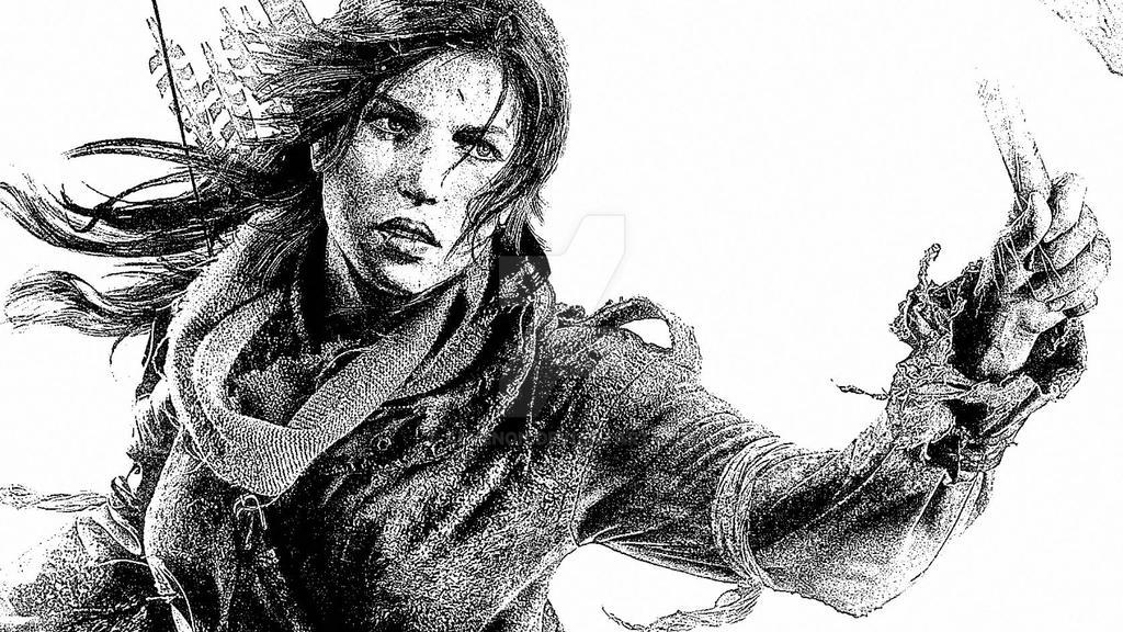Rise of the Tomb Raider by alvenon