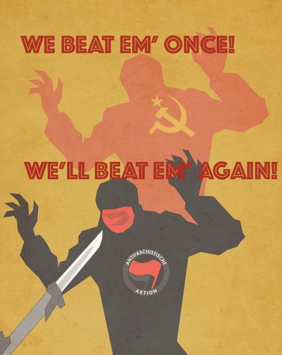 2nd Civil War Alternate History Propaganda by ImperialGojiraLegion ...