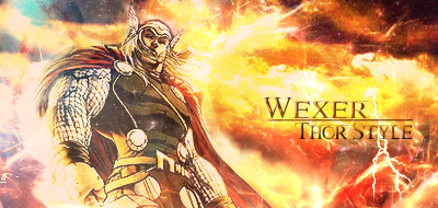 Thor Style by Wexxer
