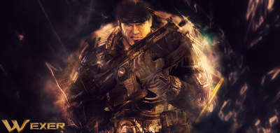 Gear of War Style | Marcus by Wexxer