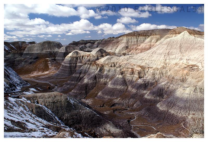 Arizona's Badlands by eaglesgal54