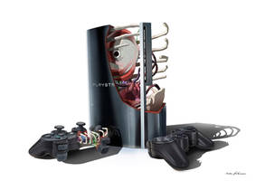 PS3 Anatomies by Madspeitersen