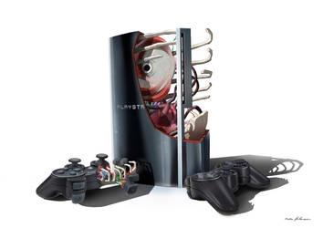 PS3 Anatomies by Madspeitersen