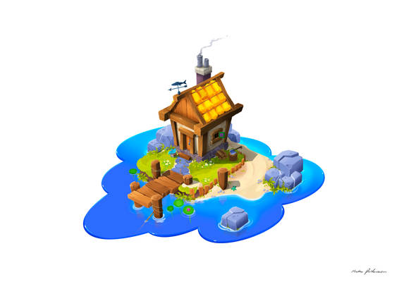 Little Wee Island