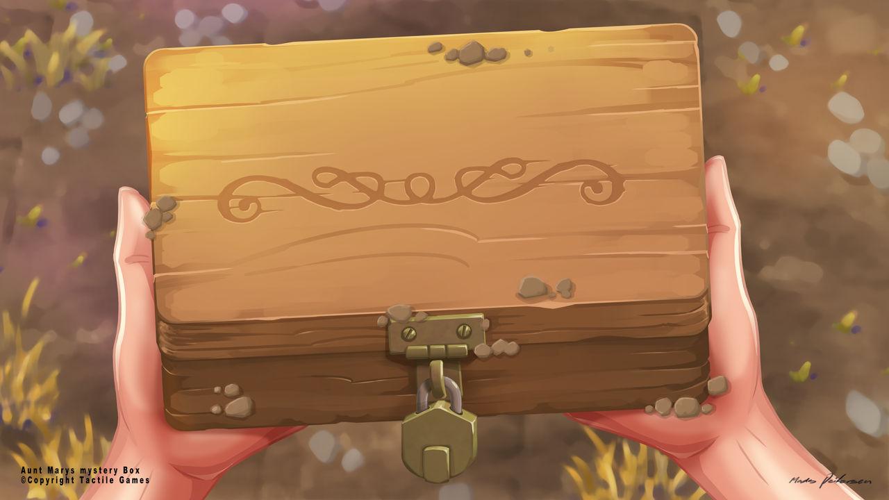 Aunt Marys Mystery Box