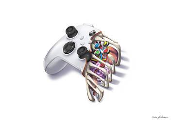 Xbox Series X Controller 900x636