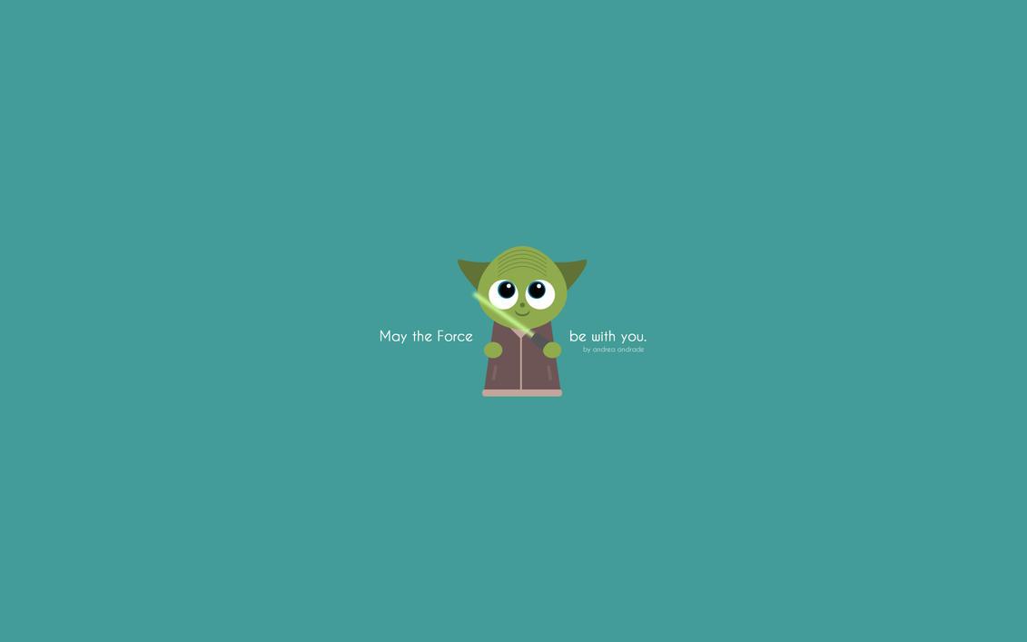 Yoda quote by AndreaAndrade