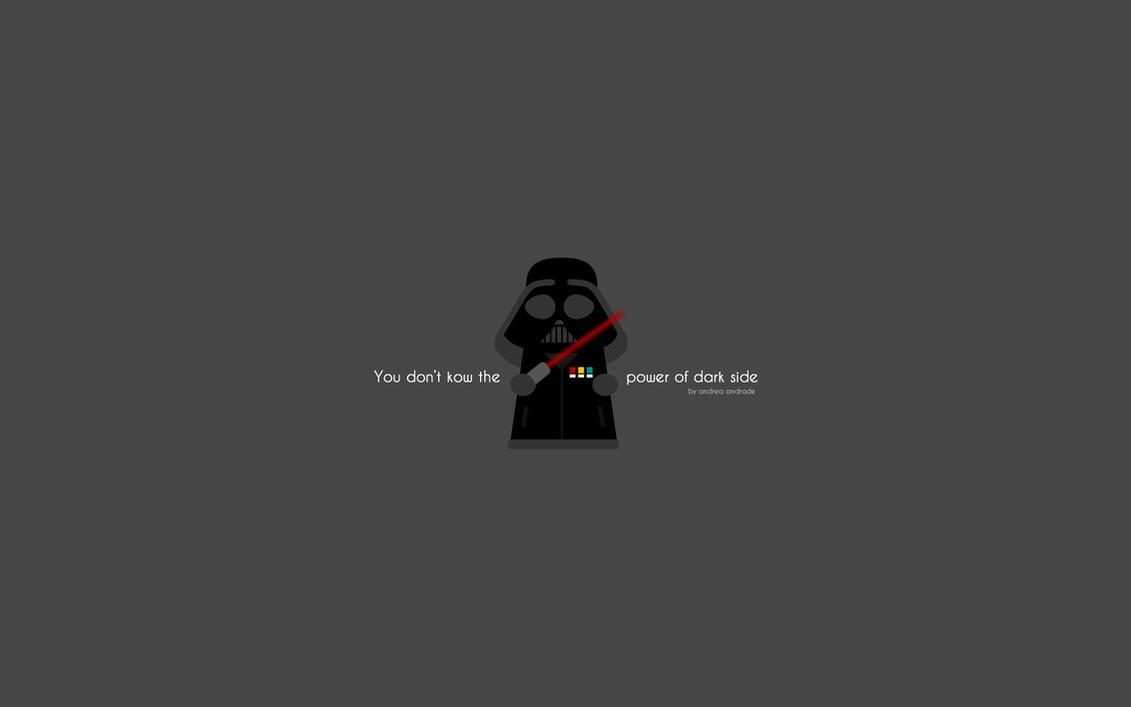 Darth Vader Quote by AndreaAndrade