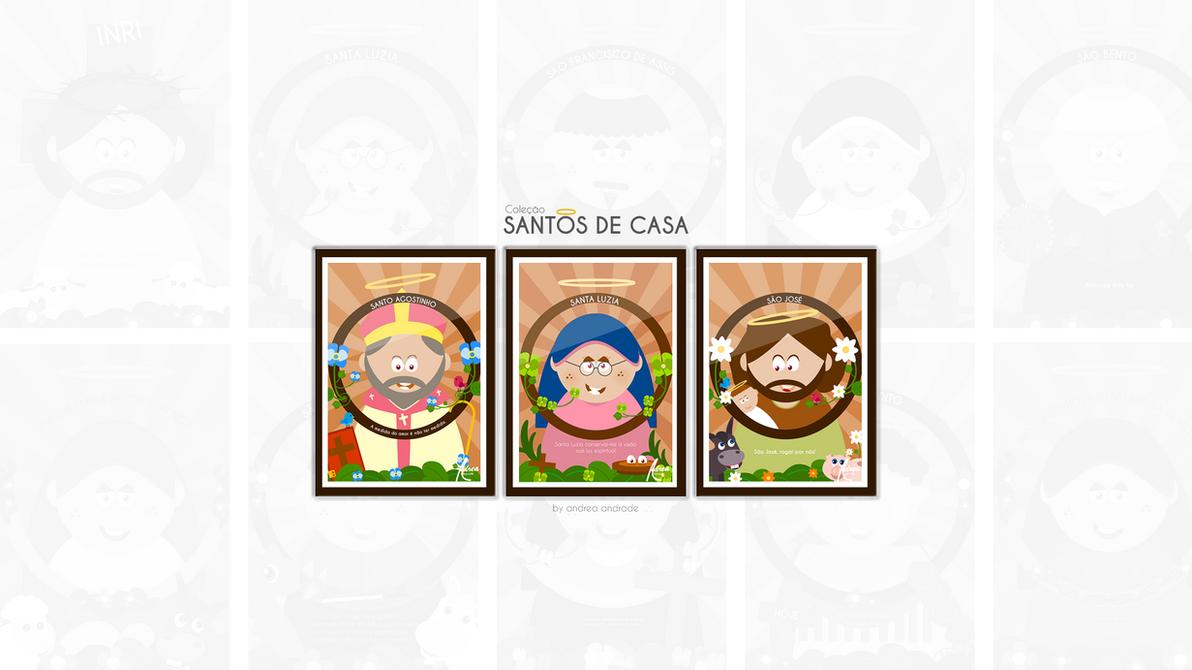 Santos by AndreaAndrade