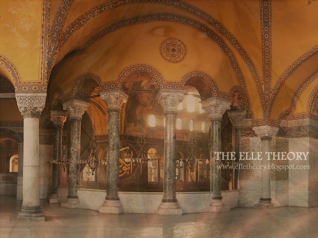 Elle Theory - Hagia Sophia by AndreaAndrade