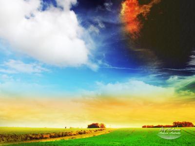 Sky Balance by AndreaAndrade
