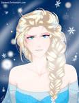 Elsa d'Arendelle Colour