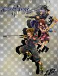 Kingdom Hearts III: Original Trio