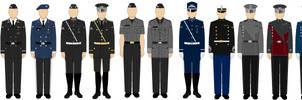 SA Uniform Type I by Milosh--Andrich