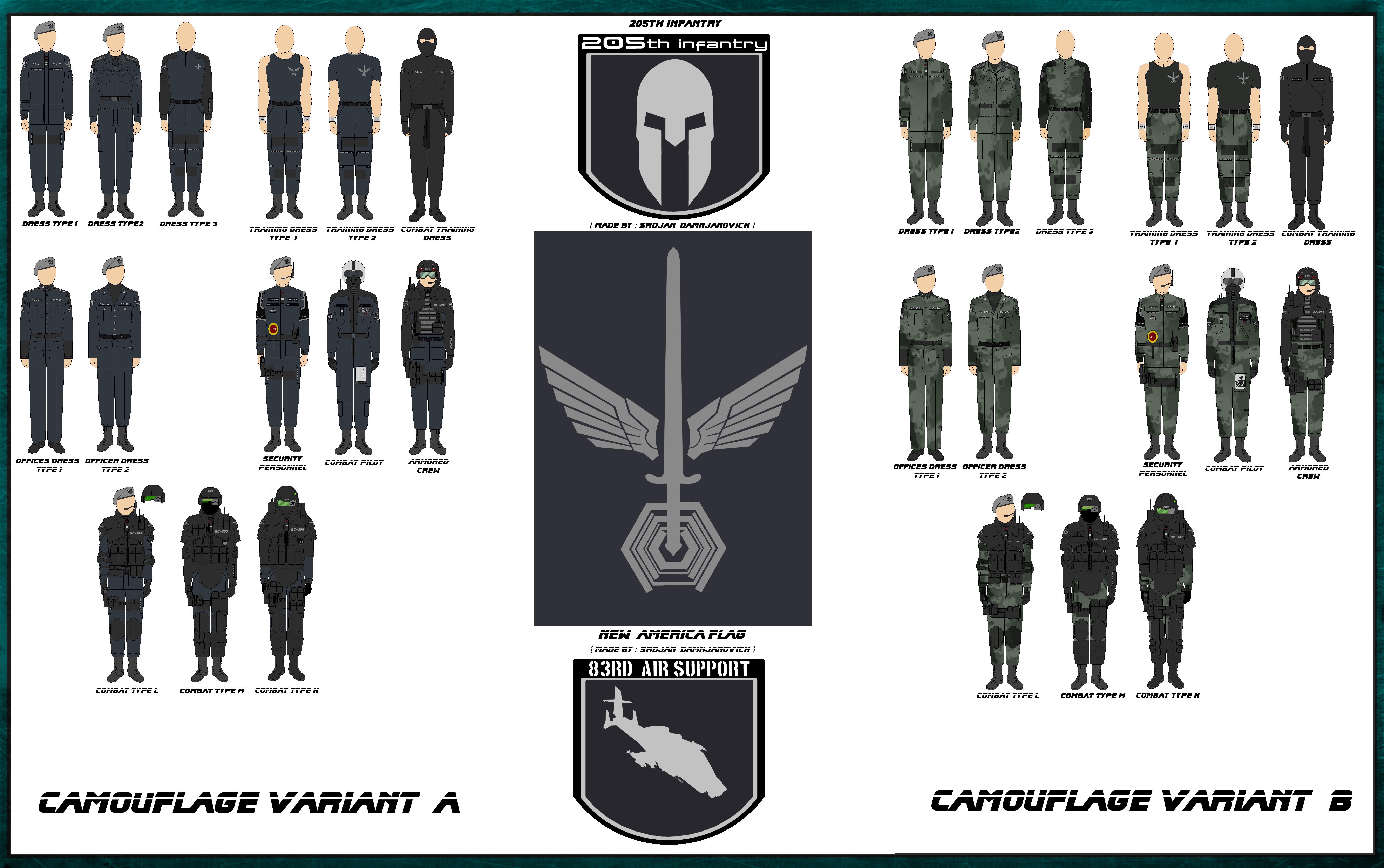 Navy uniforms 2018