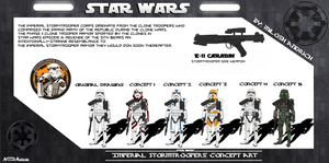 Stormtroopers Concept 70th Garrison