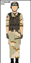 Desert Storm US Ranger