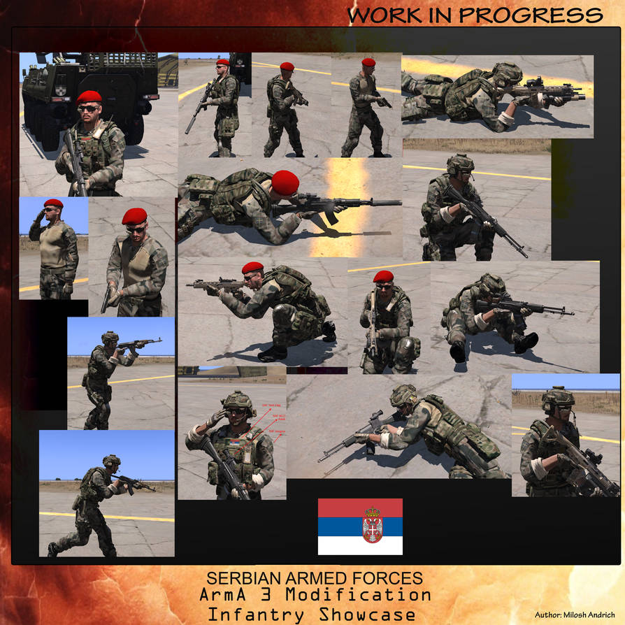 ArmA 3 SAF MoD by Milosh--Andrich on DeviantArt