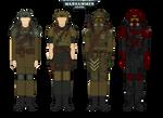 Imperial Guard  -  Warhammer 40K