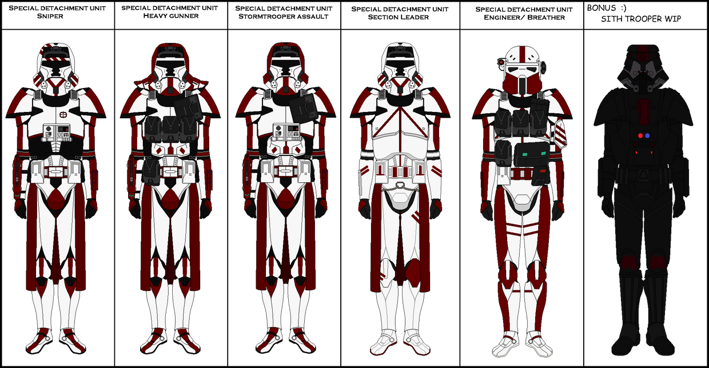Star wars- Old republic SDU special detachment by Milosh--Andrich