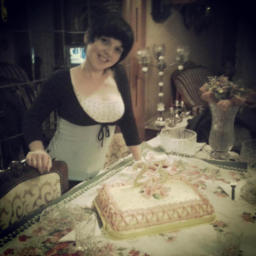 Wife's birthday by Milosh--Andrich