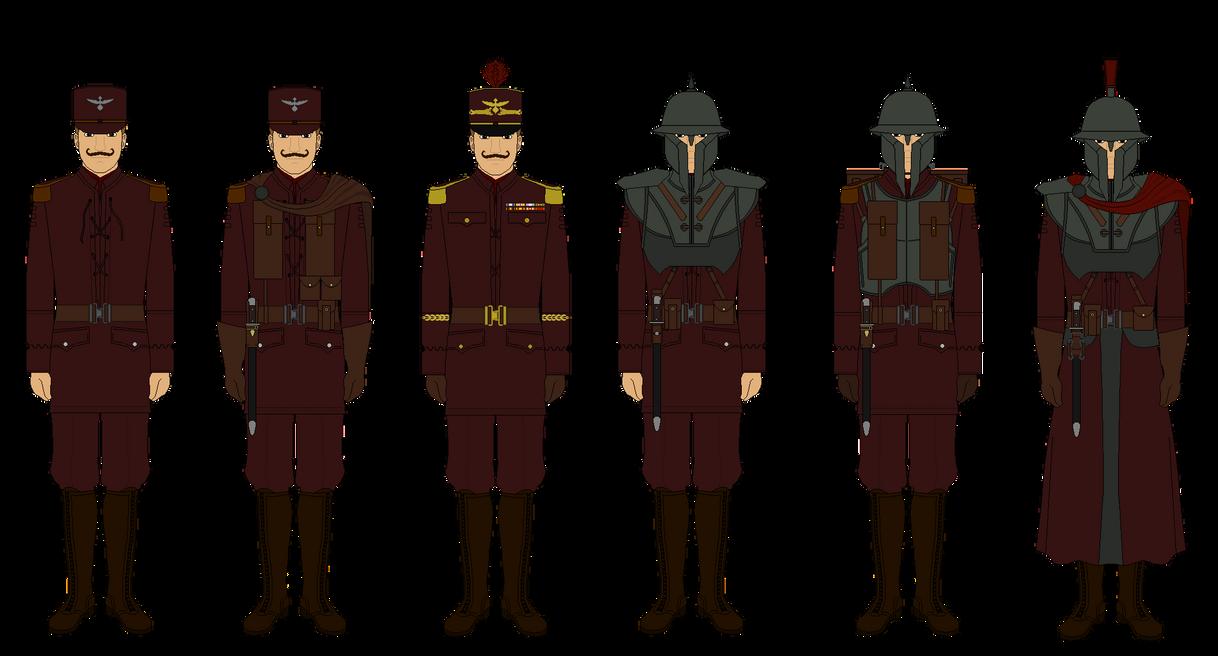 Vanguard Order by Milosh--Andrich