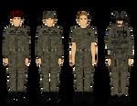 WW III - United European Coalition force