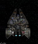 YT-1930 FRP Space  (Miand's Longbow)