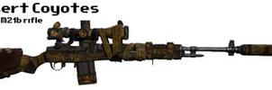 Fallout - M21 Sniper