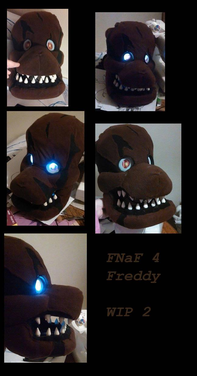 Freddy WIP 2
