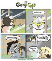 GenjiCat Ep 3 by PigeoneerJane