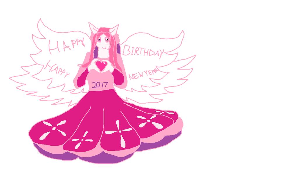 Happy Birthday/ New Years! by Raidenaut