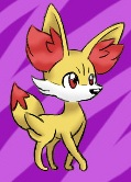 New Pokemon! -Fennekin by Brawler-Pika