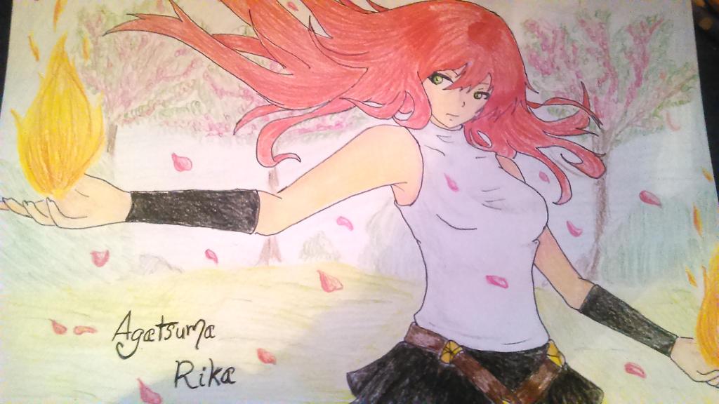 Rika by Tina198905