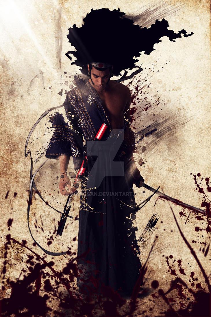 Afro Samurai by Koun-San