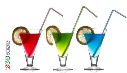 RGB Drinks by Koun-San
