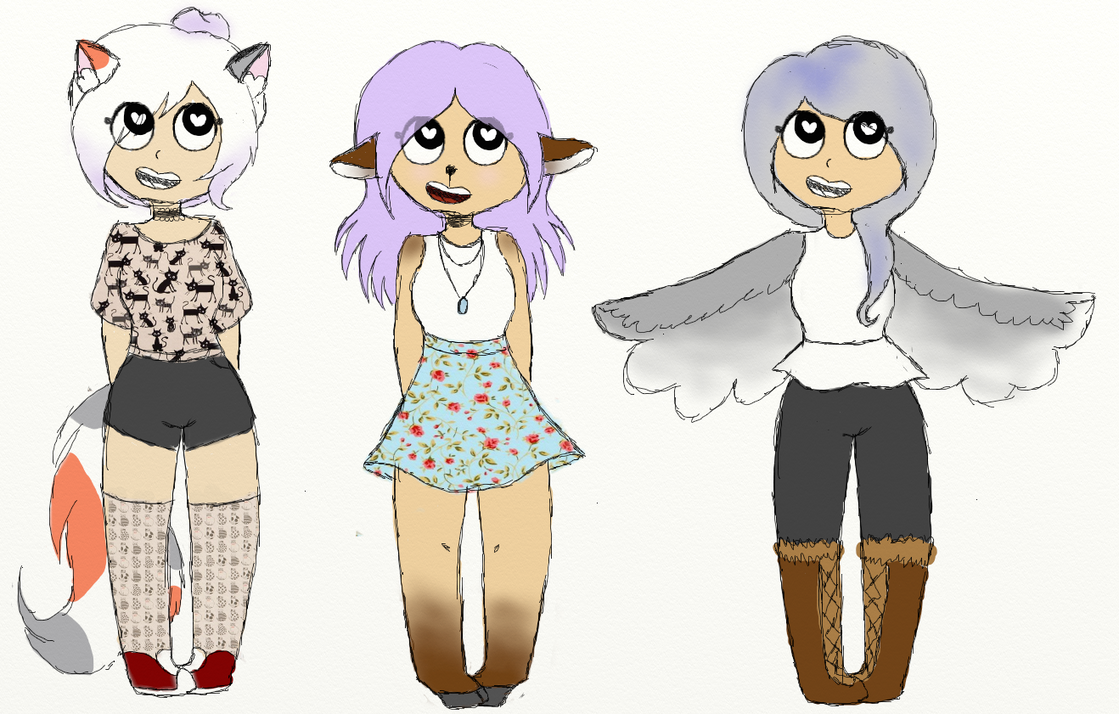 Cheap Point Adoptables by Violetathedog