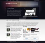 Web On Demand - FREE PSD