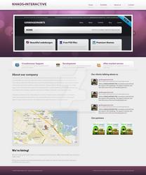Khaos Interactive by gerbengeeraerts