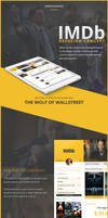 IMDB Redesign Concept FREE DOWNLOAD