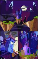 Animation Class BG: Castle by AlkseeyaKC