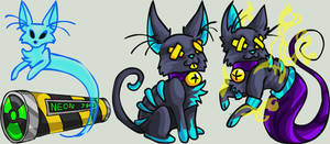 Squiby: Felisneon