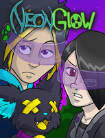 Neon Glow Cover