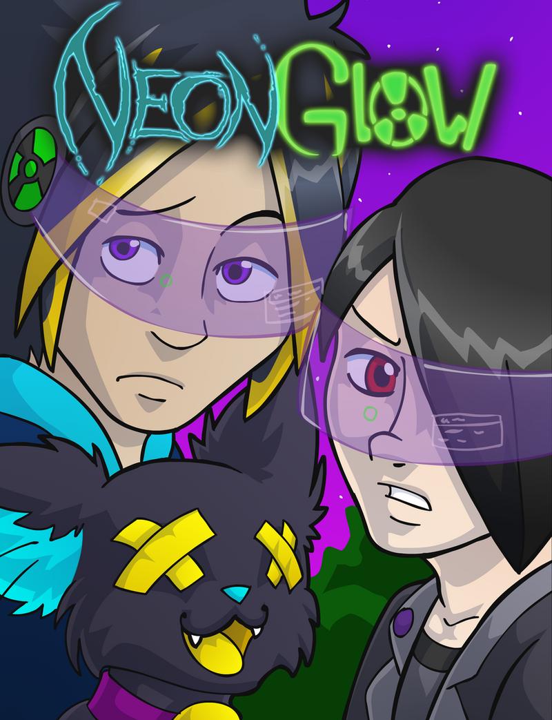 Neon Glow Cover by AlkseeyaKC