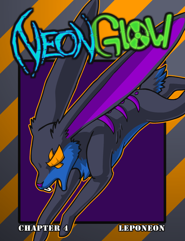 Neon Glow Chapter 4 Leponeon by AlkseeyaKC