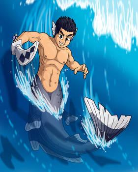Mer-Santa Exhange: Sano!