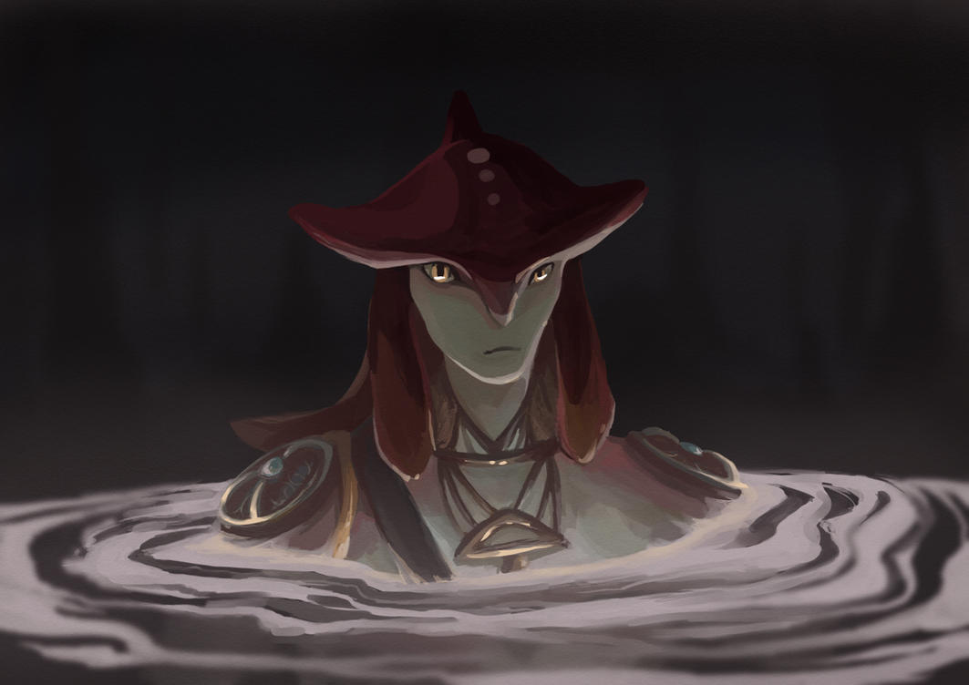 Sidon by cryskir