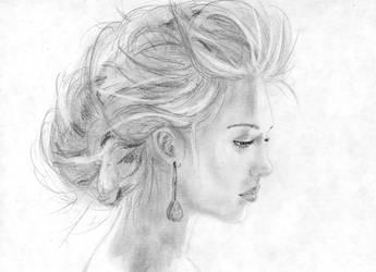 Jessica Alba by Shayca