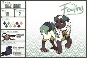[Foolings] #095 Crowe by tordenvar